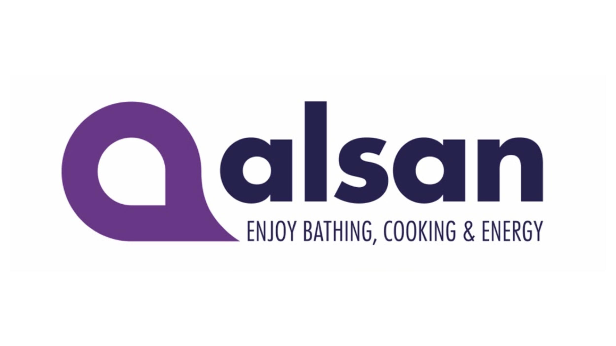 Alsan logo