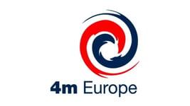 4M Europe logo