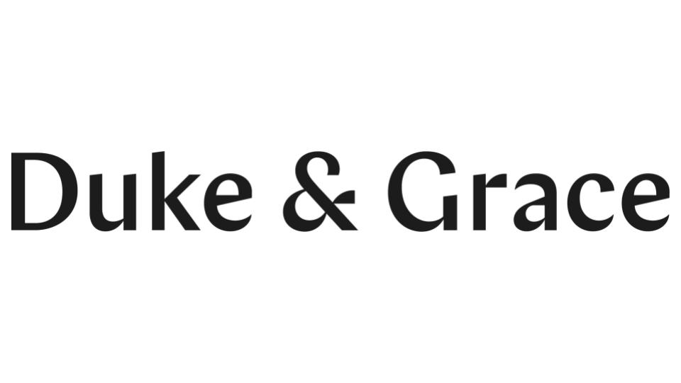 Logo van Duke & Grace