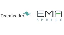 Logo Teamleader et EMAsphere