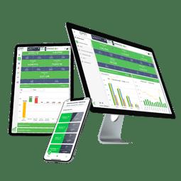 La plateforme EMAsphere est accessible aux smartphones, tablettes et ordinateurs