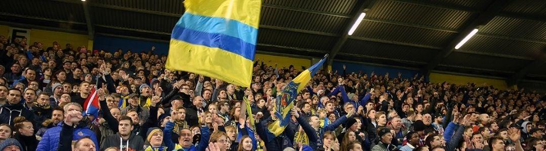 Waasland-Beveren supporters