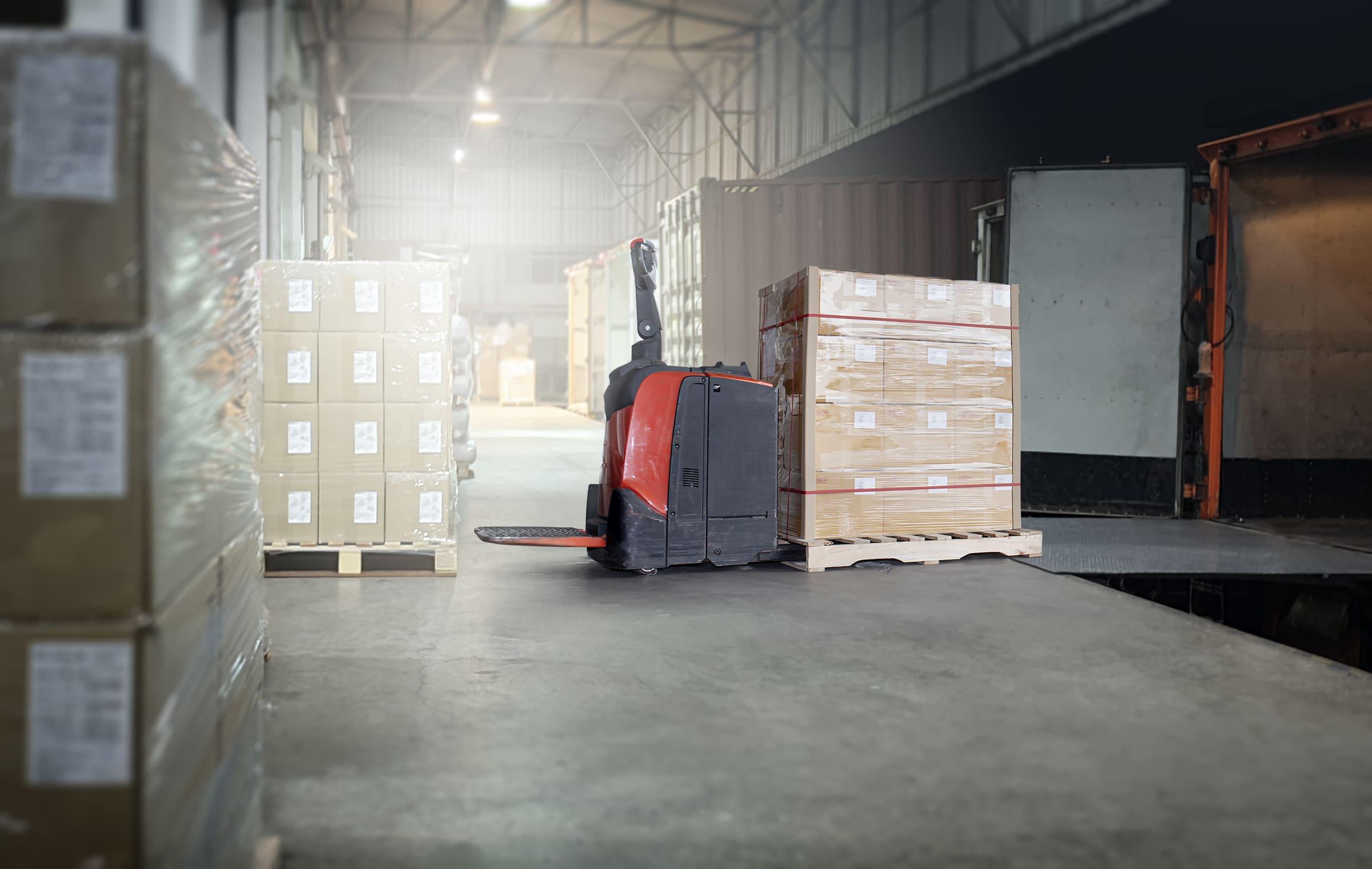 Logistiek beheerd door Eutraco