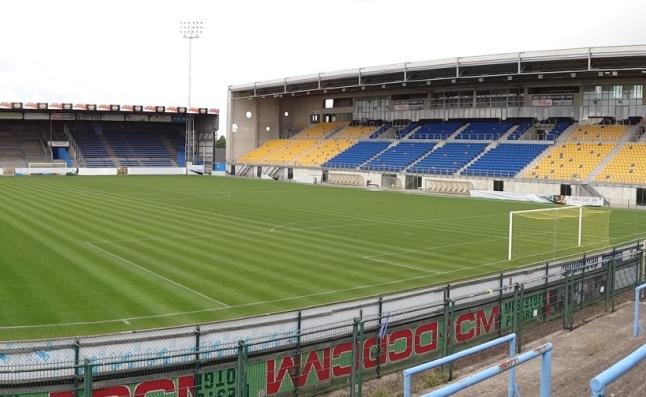 waasland-beveren stadion