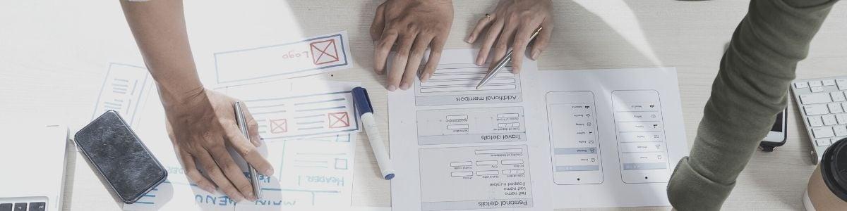 Le roadmap committee et l'UI/UX designer apportent des amélioration aux écrans EMAsphere
