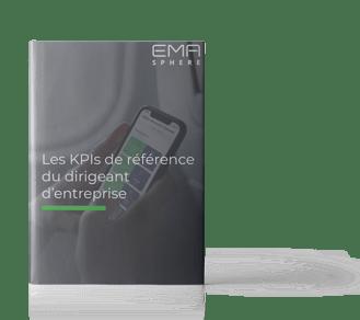 Couverture de l'ebook des KPIs du CEO par EMAsphere