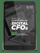 Un aperçu de l'ebook EMAsphere consacré au métier de Digital CFO