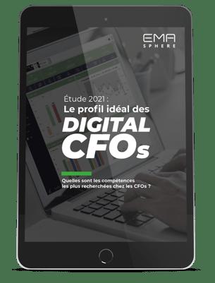 """Ebook """"Etude 2021 : Le profil idéal des digital CFO"""""""