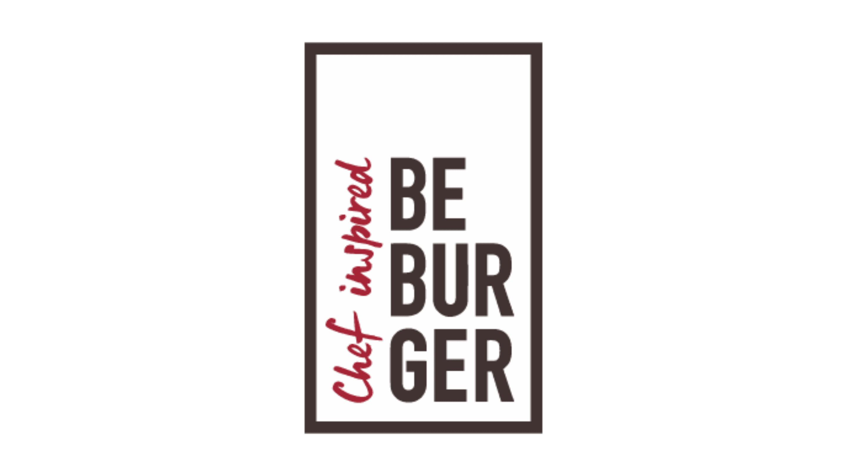 Logo Be Burger