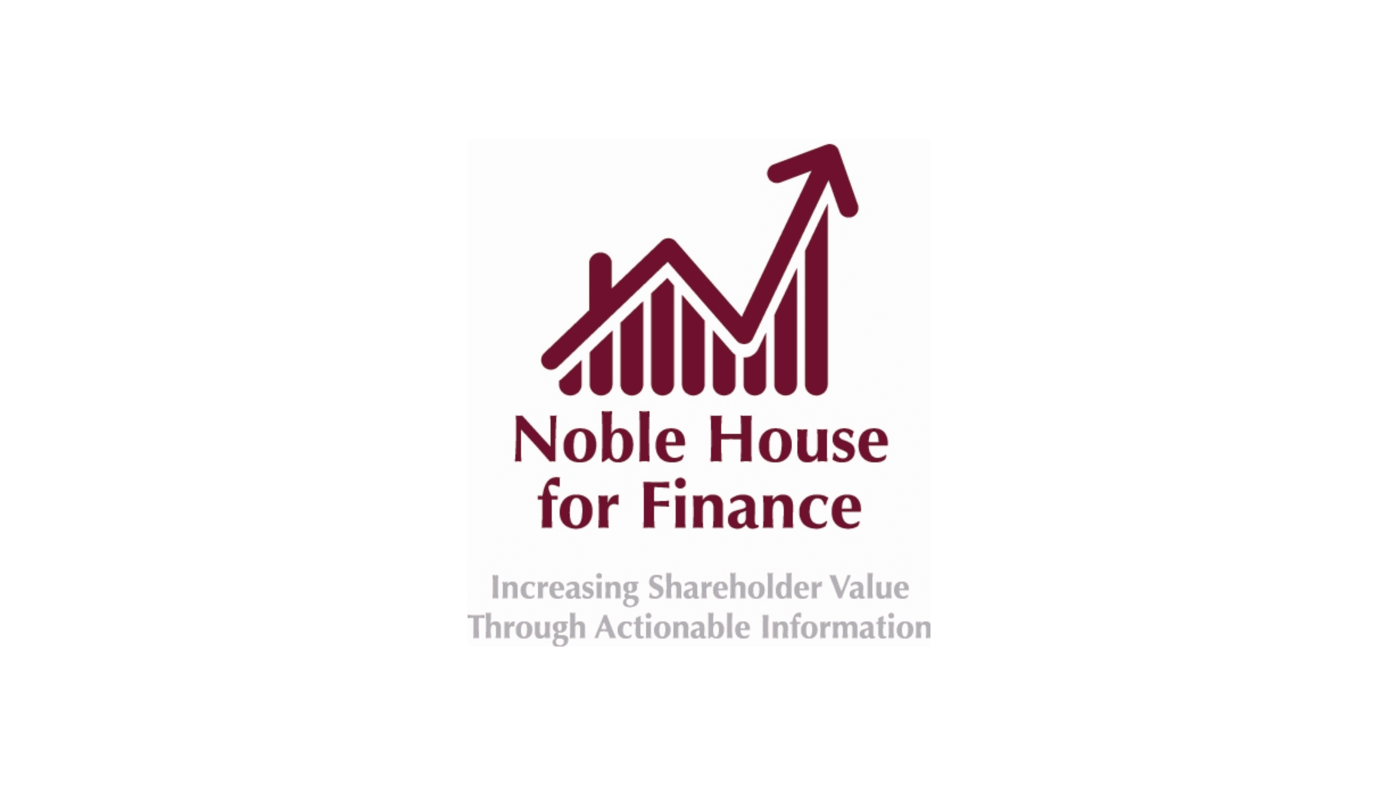 logo Noble House for finance